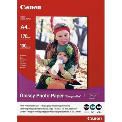 Canon GP501 A4 Glossy Everyday Paper