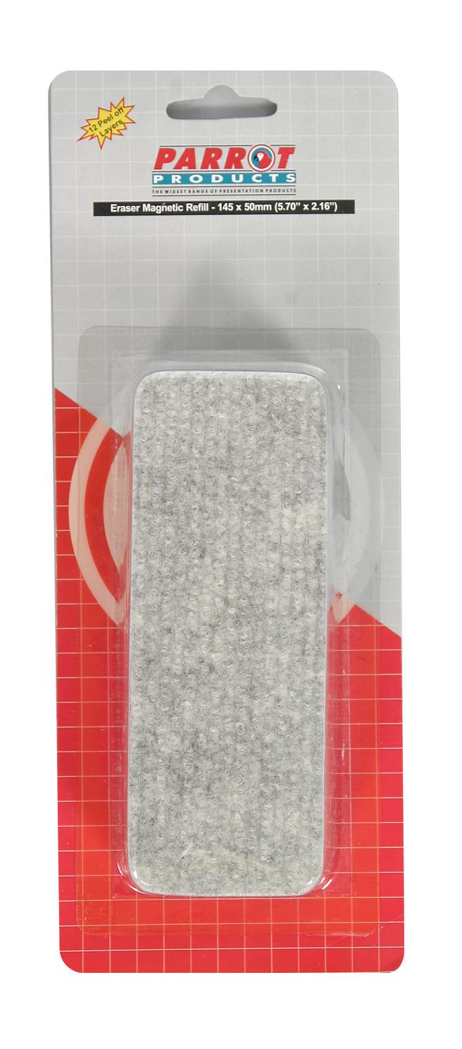Parrot Eraser Magnetic Refill (12-Pack)
