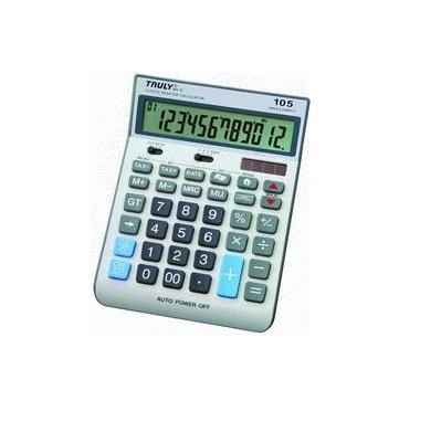 Truly 12 Digit Tax Calculator