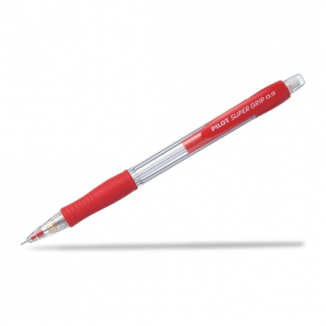 Pilot Super Grip Clutch Pencil Red