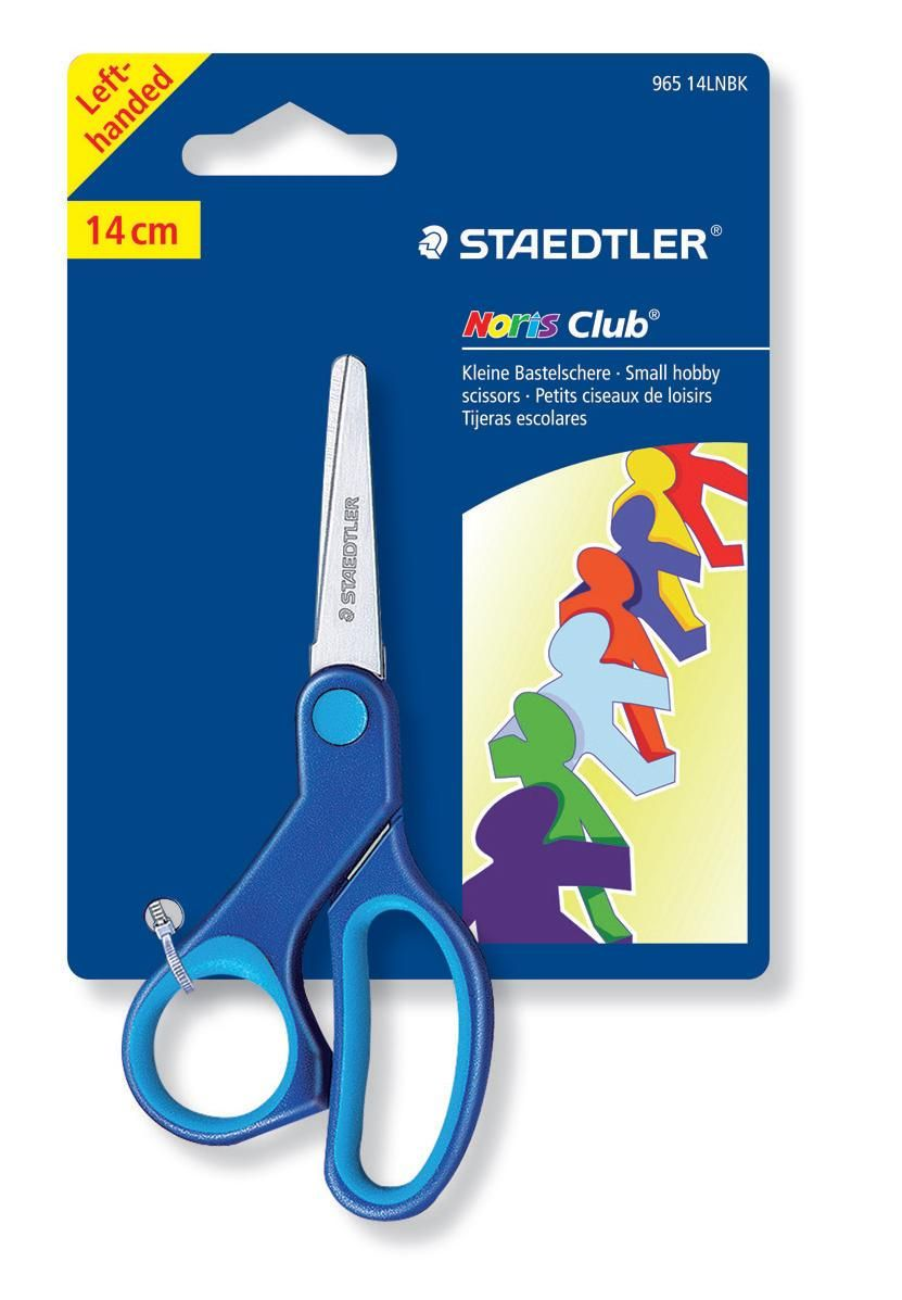 Staedtler Multi Use Hobby Scissors Left Hand 140mm