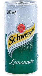 Schweppes Lemonade (6X200ml)