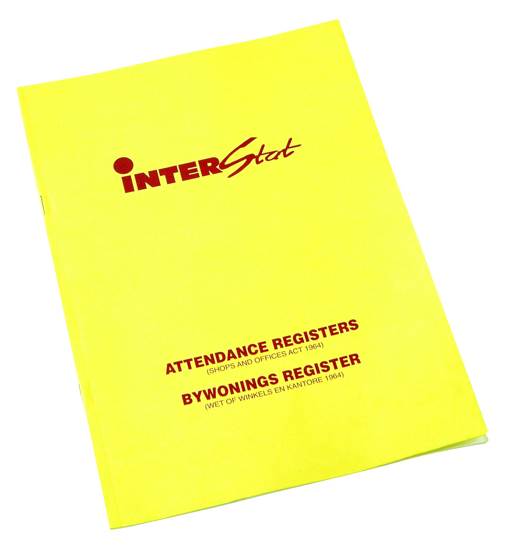 Attendance Register Soft Cover 14PG