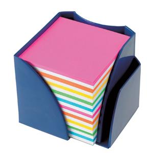 Bantex Memo Cube Full-Pen Comp. Assorted Paper
