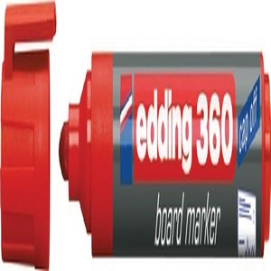 Edding 360 Whiteboard Red Marker