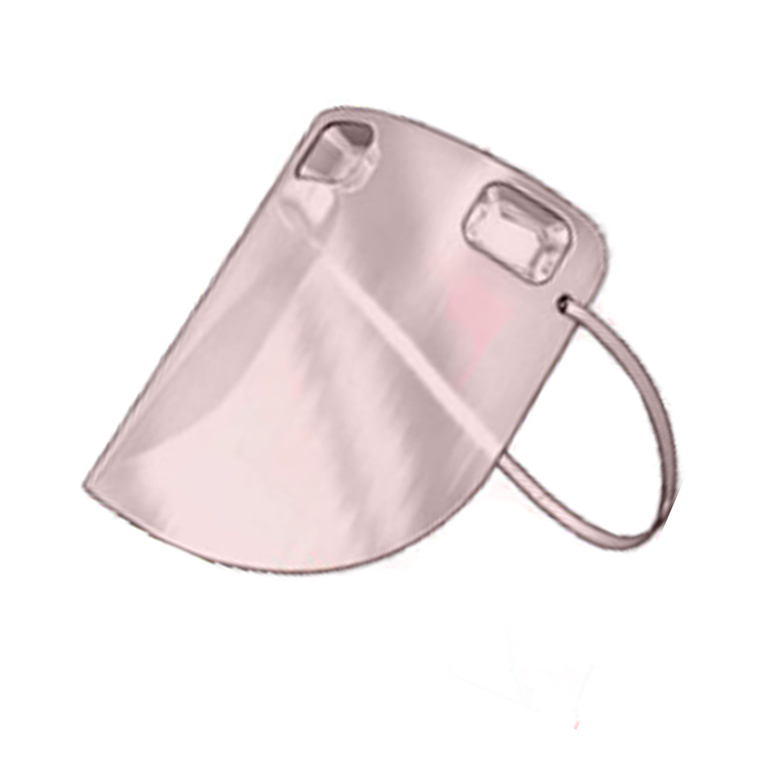 ALCOLIN FACE SHIELD (300x235mm)