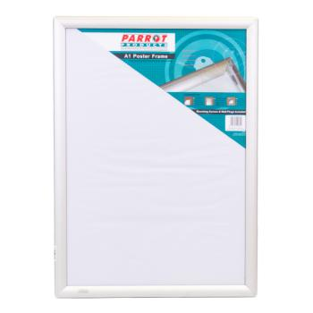 Parrot Poster Frame A1 900mmx655mm Single Mitred
