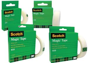 Scotch Magic Tape 12mmx25m