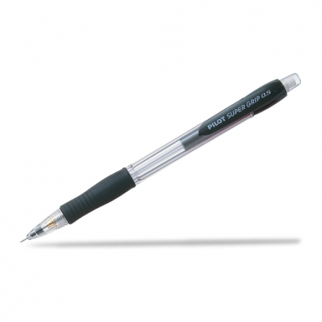 Pilot Super Grip Clutch Pencil Black