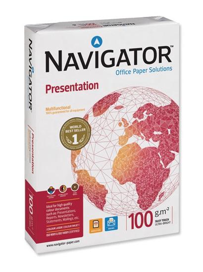 Navigator A4 100gsm Bond Paper