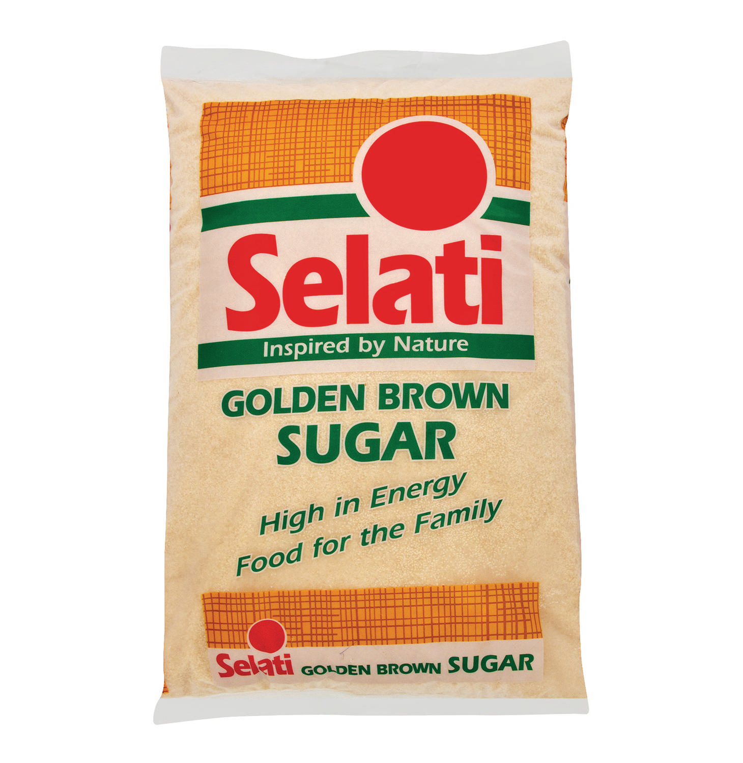 Selati Sugar Light Brown 1kg