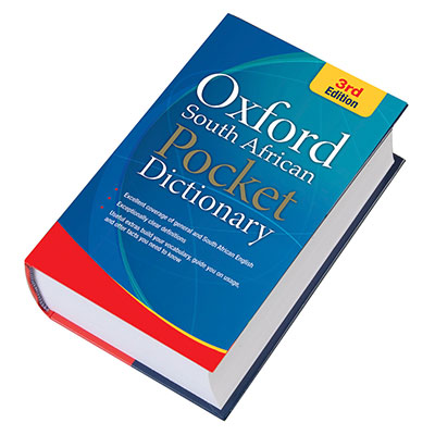 Oxford South African Pocket Dictionary 3rd Edition