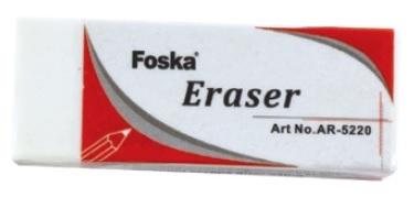 Foska Erasers Sleeve Large