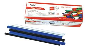 Foska Slide Binder 10mm Blue