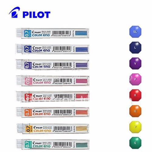 Pilot Eno Colour Lead 0.7mm Yellow