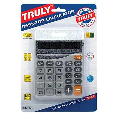 Truly 817-10 Calculator