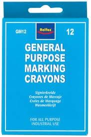 Rolfes General Marker Red