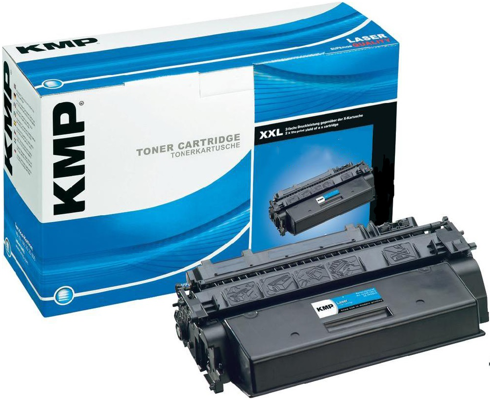 HP 55A Compatible Black Toner Cartridge