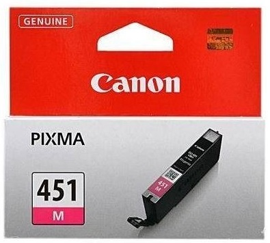Canon CLI451 Magenta Ink Cartridge