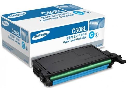 Samsung CLTC508L Cyan Toner Cartridge