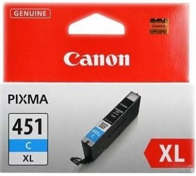 Canon CLI451 Cyan XL Ink Cartridge
