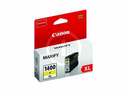 Canon Yellow Ink PGI 1400XLY MB2040 MB2340