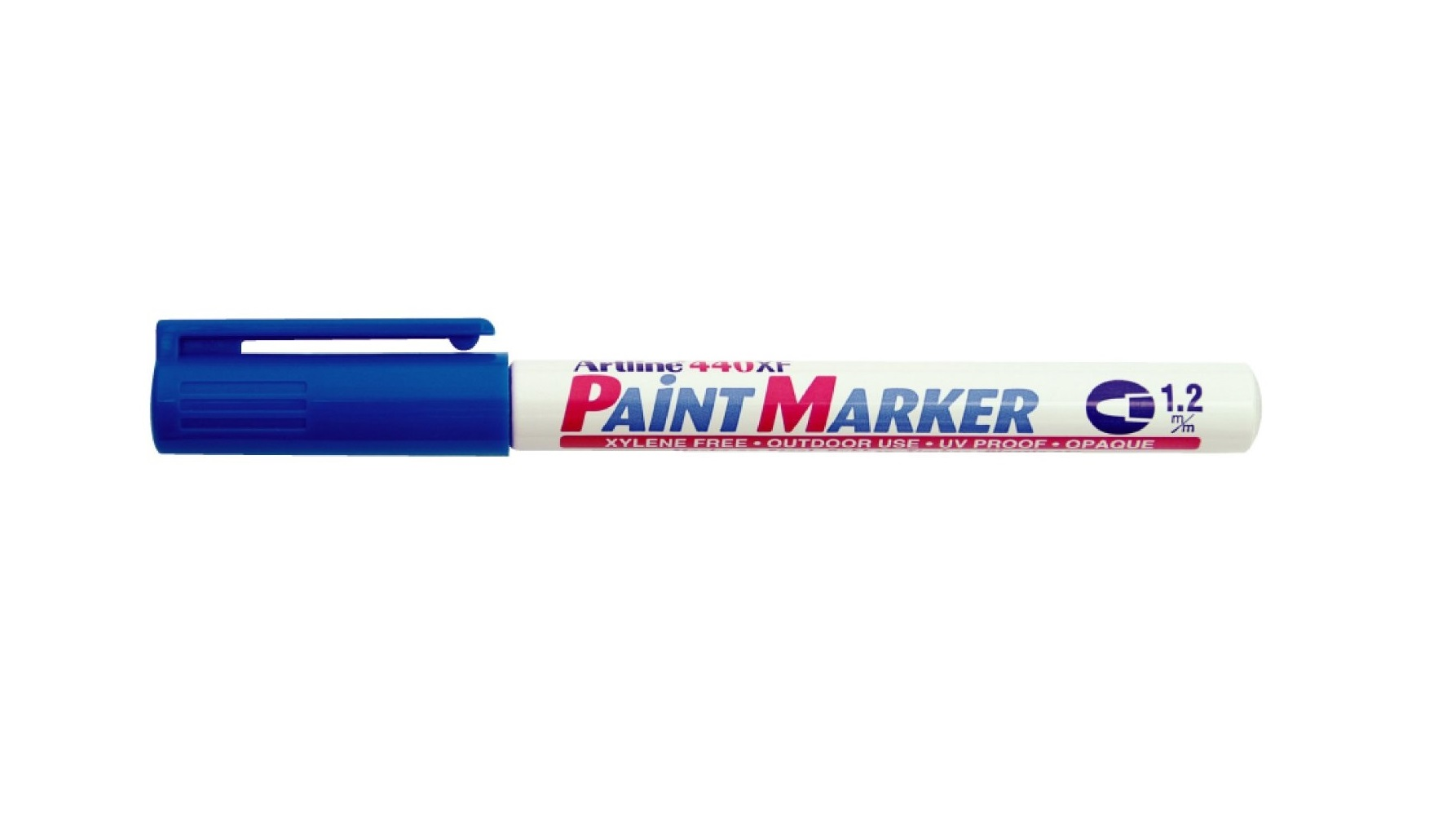 Artline EK440 Paint Marker Blue