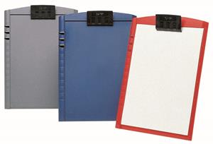 Bantex Clipboard A4 Moulded Red