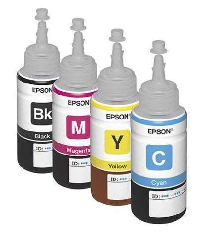 Epson T6641 Black Ink 70ml Bottle