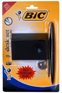 Bic Solo Deluxe Set Blue-Black Carded