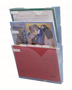 Bantex Vision Wall Pocket Organiser