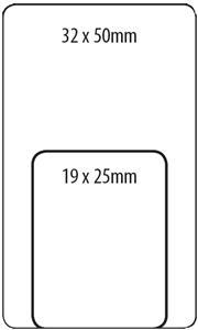 Tower R3250 Labels Black