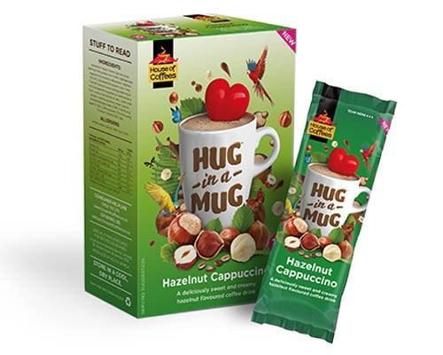 Hug In A Mug Hazelnut Cappuccino (50X24g)