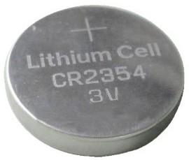 Battery Lithium 3v round