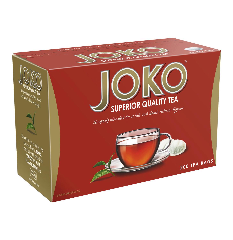 Joko Tea Bags 200's