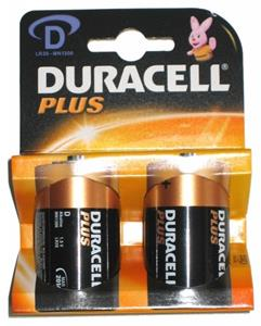 Durecell Ultra New 'D' Battery (2)