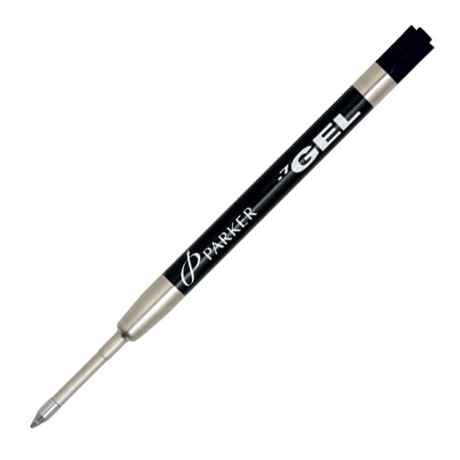 Parker Gel Ballpoint Pen Refill Black Medium
