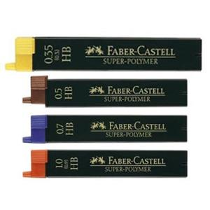 Faber Castell Lead Superpolymer 0.5mm 2B