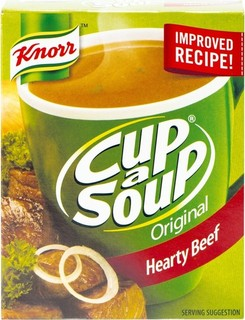 Cup A Soup-Hearty Beef
