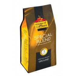 House Of Coffee Ground Special Blend 250g