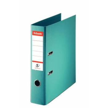 Esselte A4 Lever Arch File P/P Turquoise