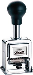 Genmes 5 Wheel Numb. Machine