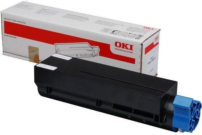 Oki M44992403 Black Toner Cartridge