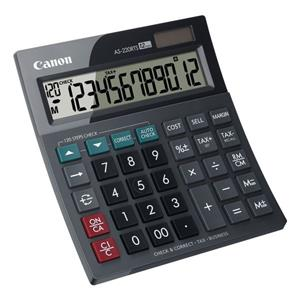 Canon AS-220RTS 12 Digit Calculator