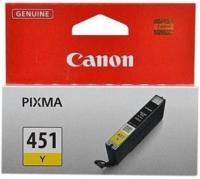 Canon CLI451 Yellow Ink Cartridge
