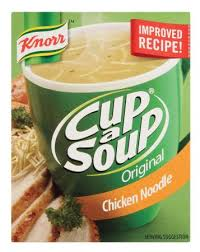 Cup A Soup-Chicken Noodle