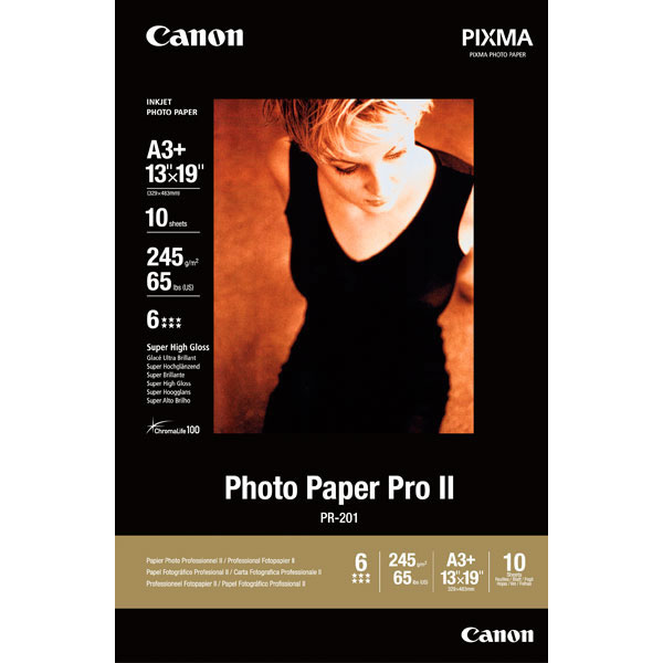 Canon PR-201 A3 Professional Photo Paper