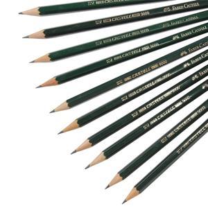 Faber Castell Draw Pencil 9000 6b