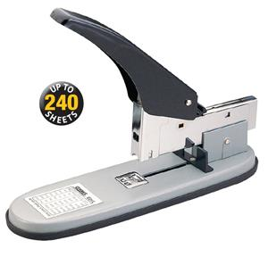 Genmes 50LF Heavy Duty Stapler 240 Sheets-(23/6,23/8,23/10,23/13,23/15,23/17,23/20,23/23 Staples)
