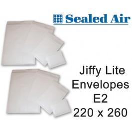 Sealed Air Jiffy Lite E2 220x260mm
